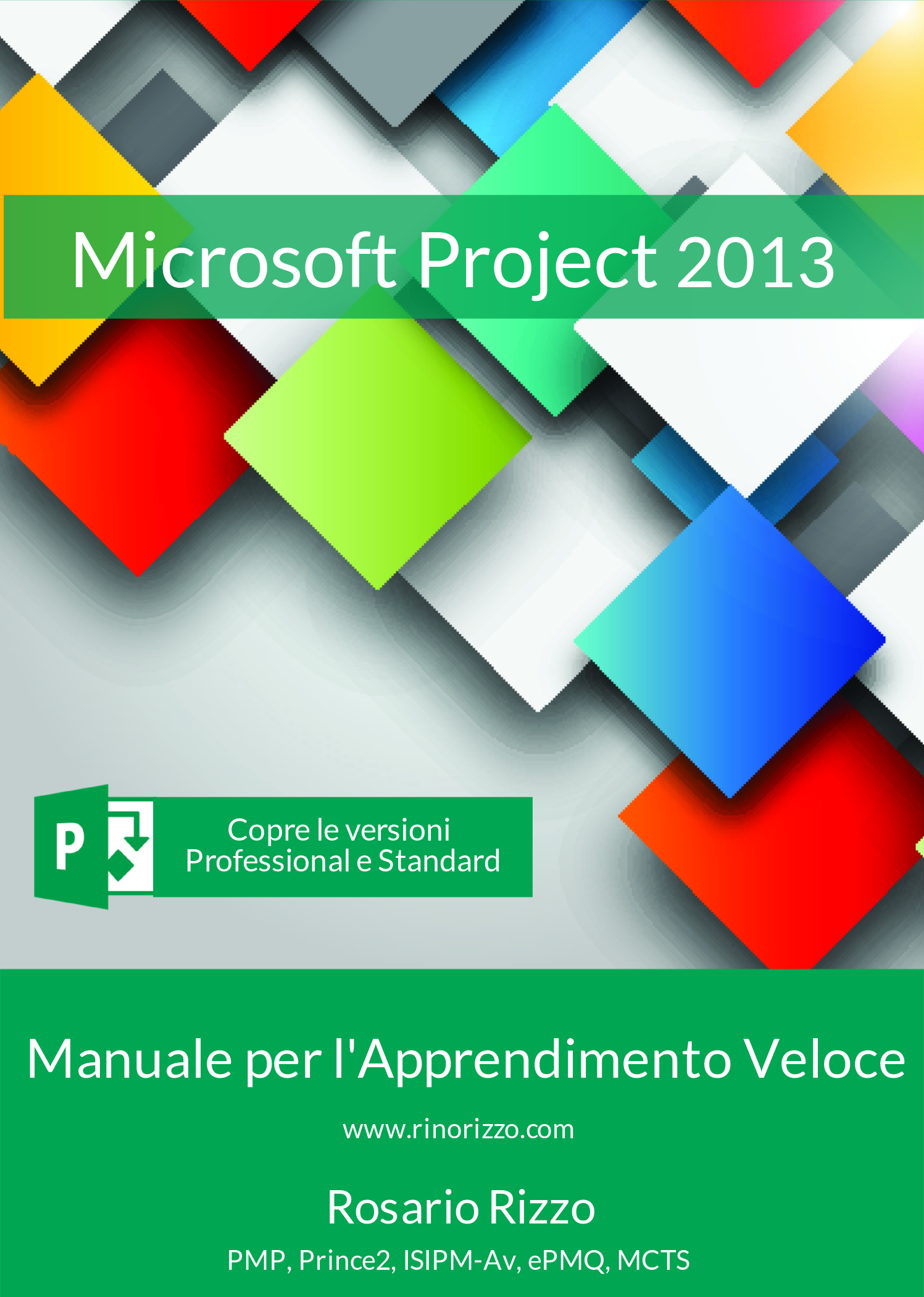 Manuale Microsoft Project 2013